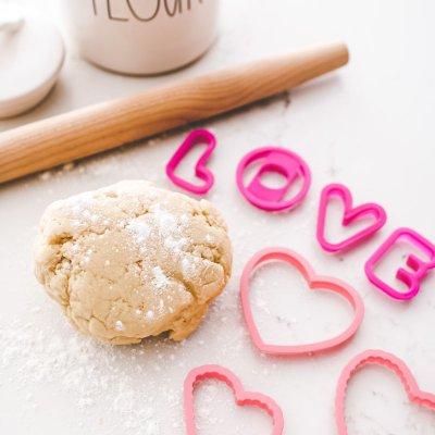 The BEST Cutout Sugar Cookie Recipe